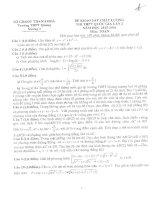 Đề thi thử thpt quốc gia năm 2015 2016 môn toán trường thpt quảng xương 3