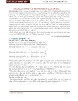 Chắt loctinh túy dao động cơ (repaired)