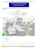 04  đáp án  phương pháp đường tròn lượng giác