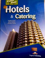 sach career paths hotels catering con duong su nghiep khach san an