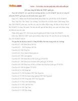 120 cụm công bố điểm thi THPT Quốc gia