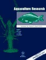 Aquaculture research, tập 42, số 5, 2011