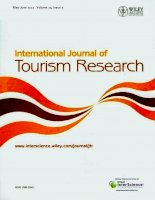 The international journal of tourism research  tập 13, số 03, 2011   05 + 06