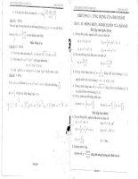 Đề cương toán 12 học kỳ 1 thpt gò vấp