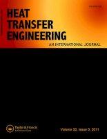 Heat transfer engineering  an international journal, tập 32, số 5, 2011