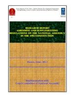 Báo cáo nghiên cứu sửa đổi bổ sung HPEN
