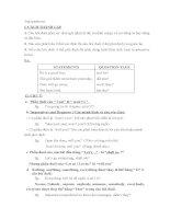 Bài tập câu hỏi đuôi tổng hợp