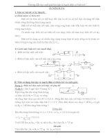 Hướng dẫn học sinh giải bài tập về mạch điện có biến trở