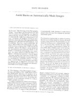 David brubaker   andre bazin on automatically made images the journal of aesthetics and art criticism 51 1 winter 1993