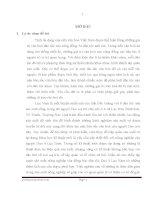Vận dụng kinh nghiệm dân gian của người dao ở Bắc Giang trong làm nông nghiệp