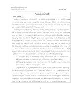 SKKN Rèn kĩ năng trình bày lời giải bài toán cho học sinh lớp 6