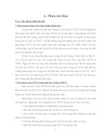 SKKN ỨNG DỤNG CNTT TRONG dạy học ở THCS