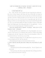 SKKN lời văn NGHỆ THUẬT TRONG  vợ NHẶT   KIM lân và vợ CHỒNG a PHỦ   tô HOÀI