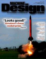 Machine design, tập 84, số 09, 2012