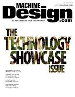 Machine design, tập 84, số 19, 2012