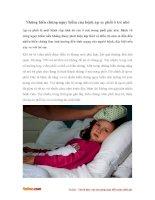 Những biến chứng nguy hiểm của bệnh áp-xe phổi ở trẻ nhỏ