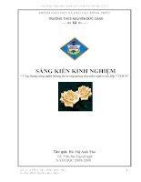 skkn ứng dụng công nghệ thông tin trong giảng dạymôn ngữu văn lớp 7 THCS