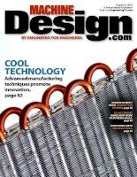 Machine design, tập 84, số 12, 2012