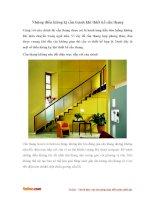 Những điều kiêng kỵ cần tránh khi thiết kế cầu thang