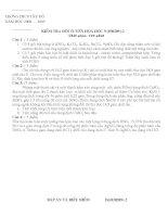 Tài liệu bồi dưỡng hóa học lớp 9 trung học cơ sở (1)