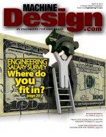 Machine design, tập 84, số 06, 2012