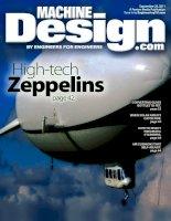 Machine design, tập 83, số 16, 2011