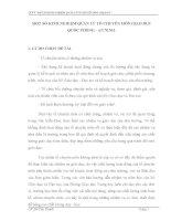 skkn một số KINH NGHIỆM QUẢN lý tổ CHUYÊN môn GÍAO dục QUỐC PHÒNG   AN NINH