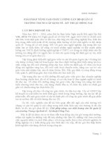 skkn GIẢI PHÁP NÂNG CAO CHẤT LƯỢNG cán bộ QUẢN LÝ TRƯỜNG TRUNG cấp KINH tế   kỹ THUẬT ĐỒNG NAI