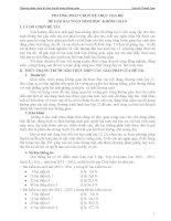skkn PHƯƠNG PHÁP CHỌN hệ TRỤC tọa độ để GIẢI bài TOÁN HÌNH học  KHÔNG GIAN