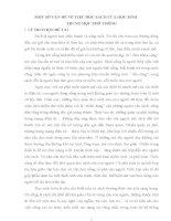 skkn một số vấn đề về VIỆC đọc SÁCH của học SINH TRUNG học PHỔ THÔNG
