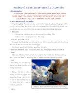 dạy học theo chủ đề tích hợp vật lý 9 bài sử DỤNG AN TOÀN và TIẾT KIỆM điện