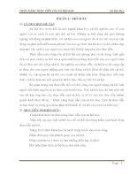 CHỨC NĂNG THỰC TIỄN CỦA XÃ HỘI HỌC