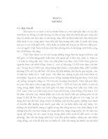 Nghiên cứu một số loài cây thuốc của dân tộc người Dao  tại bản Cáo – xã Vũ Chấn – Khu bảo tồn thiên nhiên Thần Sa – Phượng Hoàng  huyện Võ Nhai – tỉnh Thái Nguyên