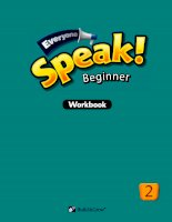 Everyone speak beginner2 WB keys