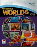 wonderful world 5 students book and workbook