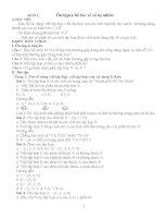 bài tập toán lớp 6 có lời giải