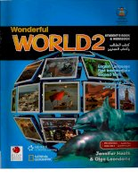 wonderful world 2 students book and workbook