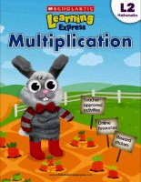 Math multiplication l2