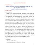 Tích hợp kiến thức liên môn vào giảng dạy môn ngữ văn 9   bài  chuyện người con gái nam xương