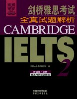 Cambridge ielts 2 (in china)