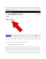 Cách viết đơn xin việc bằng tiếng anh qua e mail gâyấn tượng nhất