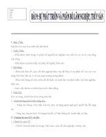 giáo án liên môn tích hợp địa lý 9 bài 9 sự phát triển và phân bố lâm nghiệp, thủy sản