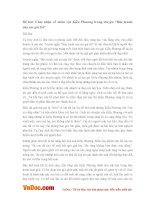 """Văn mẫu lớp 6: Cảm nhận về nhân vật Kiều Phương trong truyện """"Bức tranh của em gái tôi"""""""