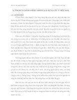BỘ BẢN VẼ MẪU CÁC DẦM CẦU: DẦM CẦU NÔNG THÔN, DẦM CẦU SUPER T (file đính kèm)