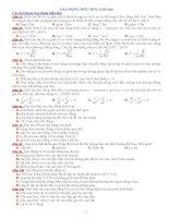600c trắc nghiệm lí thuyết Vật Lý 12