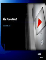 powerpoint template 1
