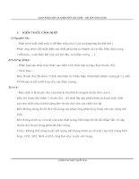 ( Luyện thi Hóa học)  Tài liệu phân biệt các chất và bài tập áp dụng rất hay