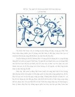 Suy nghĩ về văn hóa gia đình việt nam hiện nay tiểu luận cao học môn xã hội học