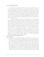 SKKN NÂNG CAO HIỆU QUẢ GIẢNG dạy TIẾT TRẢ bài làm văn