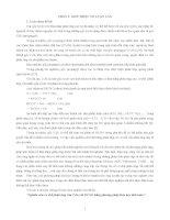 Tóm tắt luận văn hóa học: Nghiên cứu cơ chế phản ứng của C3H3 với HCNO bằng phương pháp Hóa học tính toán